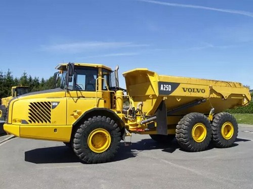 Product picture Volvo A25D 4x4 Articulated Dump Truck Service Repair Manual INSTANT DOWNLOAD