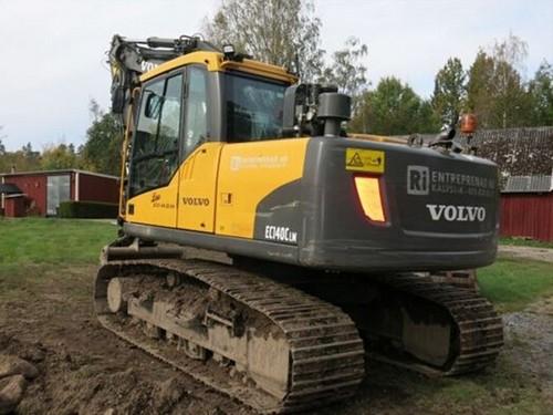 Product picture Volvo EC140C LM EC140CLM Excavator Service Repair Manual INSTANT DOWNLOAD