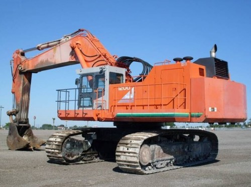 Product picture Hitachi EX1200-5C Excavator Service Repair Manual INSTANT DOWNLOAD