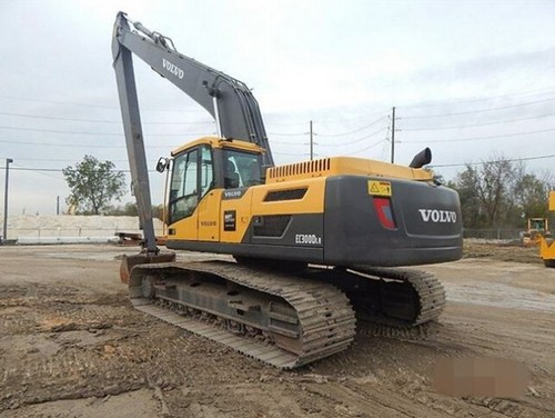 Product picture Volvo EC300D LR EC300DLR Excavator Service Repair Manual INSTANT DOWNLOAD