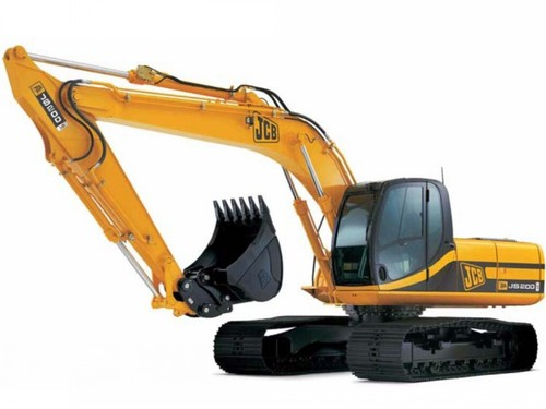 Product picture JCB JS200 Asia Pacific TRACKED EXCAVATOR Service Repair Manual