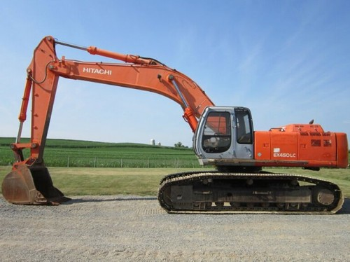 Product picture Hitachi EX400-5, EX400LC-5, EX450LC-5 Excavator Service Repair Manual INSTANT DOWNLOAD