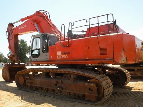 Product picture Hitachi EX750-5, EX800H-5 Excavator Service Repair Manual INSTANT DOWNLOAD