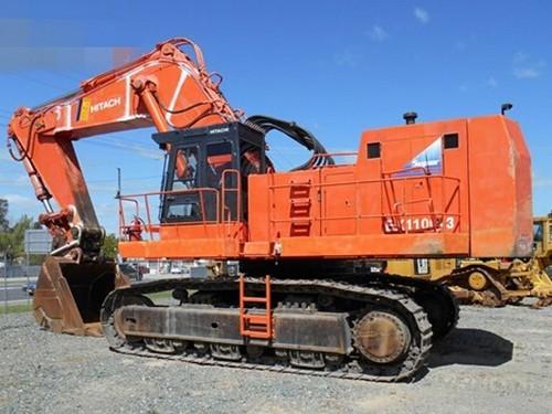 Product picture Hitachi EX1100-3 Excavator Service Repair Manual INSTANT DOWNLOAD