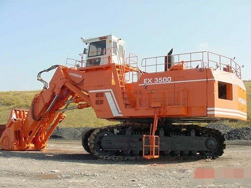 Product picture Hitachi EX3500-3 Excavator Service Repair Manual INSTANT DOWNLOAD
